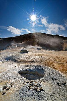 Mývatn area, Iceland