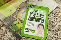 Pamper Sundays,face sheet mask!