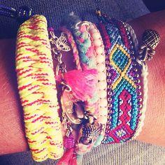 Summercandy Ibiza bracelets by SOOS