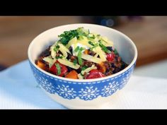 Operation Transformation's Food Plan includes a range of delicious dinner options including this healthy, low-fat Chili recipe.