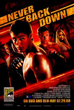 Never Back Down..yeah i only like this movie because of Sean Faris hahaha