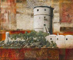 Sergio Cerchi   Italian Poetic Painter