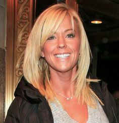 Not a huge Kate Gosselin fan, but LOVE this hair cut, color and style!