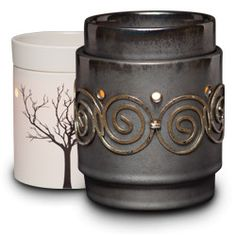 New fall and winter 2012 warmers. Make your home smell like paradise!!  www.paradisescents.scentsy.ca