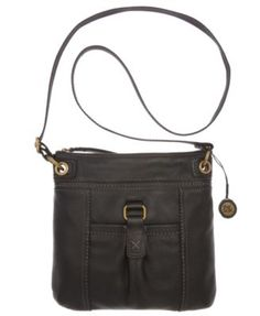 The Sak Kendra Leather Crossbody | macys.com