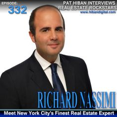 Richard Nassimi is known for his successful sales and marketing of New York City's premier residential developments to both international and domestic investors. He has established a reputation for delivering a maximum return to every property he represents... #realestate #podcast #pathiban #hibandigital #hibangroup #HIBAN #richardnassimi #realestatesales #realestateagent #realestateagents #selling #sales #sell #salespeople #salesperson