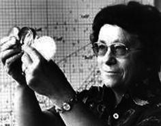 Marga Faulstich erfand 1973 in Mainz leichte Brillengläser. | 11 Erfindungen…