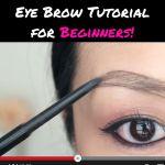 Easy-Peasy! DIY Eyebrow Tutorial