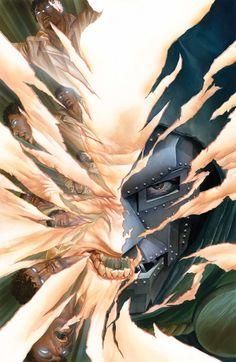 Secret Wars #5 - Doctor Doom by Alex Ross *