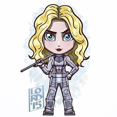 The White Canary!!! Lord Mesa