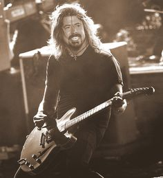 Dave Grohl- Foo Fighters