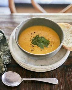 Winter? Love it. I get to eat soup all the time which I am obsessed with and cosy up on the couch with a movie and my loves. This Thai pumpkin soup with coriander pesto is amazing and a firm family favourite. Its sure cold outside but I wont be cold for long. Im off to a hotter climate for some much needed rest and relaxation after a busy year.   woohoo! Im on HOLIDAY!