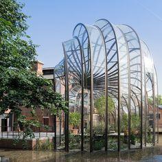 Large | Heatherwick Studio Bombay Saqphire Distillary