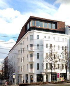 Raabestraße | Gate