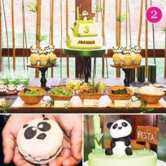 {Party of 5} Go Bananas, Panda Party, Sunshine Birthday, Paper Airplane Baby Shower, Demi Lovato
