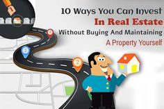 This article consists of 10 ways of property investment is the ultimate relief to the aspiring investors who don't want to indulge themselves in buying and selling hassles. Real Estate Investing, Investment Property, Investors, Web Development, Digital Marketing, Web Design, India, Stuff To Buy, Design Web
