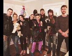 2016 Holiday Cheer -- Celebrity Twitpics | TooFab Photo Gallery