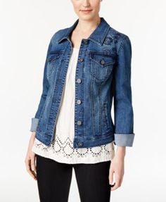 Example For Custom Orders/Beautiful Embroidered Denim Jacket/Hippie/Bohemian/Jean  Jacket/Hand Embroidery/Size Large