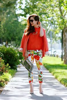 Tropical+Print+|+Women's+Look+|+ASOS+Fashion+Finder