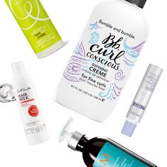 Products for curly haired people:  ranked by price, review by www.rankandstyle.com