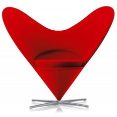 Heart Cone Chair | Verner Panton