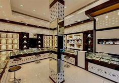 Jewellery jewelry shop in 2019 ювелирный магазин, магазины. Jewellery Shop Design, Jewellery Showroom, Jewelry Shop, Hair Jewelry, Sister Jewelry, Jewelry Gifts, Women Jewelry, Showroom Interior Design, Interior Ideas