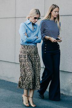 FWPE16 Street Looks at Milan Fashion Week Spring/Summer 2016 52