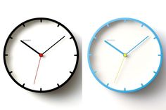 21 Chic Wall Clocks to Buy Right Now