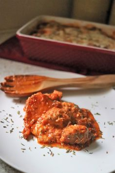 Sweet Potato Lasagna - a whole new world Sweet Potato Lasagna Recipe, A Whole New World, Ratatouille, Potatoes, Ethnic Recipes, Food, Potato, Essen, Meals
