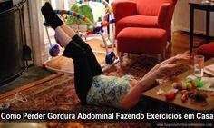 Como Perder Gordura Abdominal Fazendo Exercícios em Casa  ➡ http://www.segredodefinicaomuscular.com/como-perder-gordura-abdominal-fazendo-exercicios-em-casa  #SegredoDefinicaoMuscular
