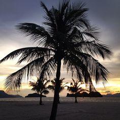 #Rightnow at the #FourSeasonsLangkawi in #Langkawi #Malaysia #sunset #palmtrees #tropicalparadise #Happiness #instatravel