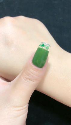 New Nail Art Design, Best Nail Art Designs, Short Nail Designs, Acrylic Nail Designs, Beauty Hacks Nails, Nail Art Hacks, Nail Art Diy, Diy Nails, Nail Art Videos