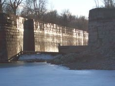 more remnants from the third Welland Canal system