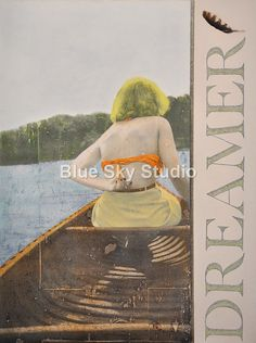 "Items similar to Dreamer - from the series ""Birds in Summer"" on Etsy Blue Sky Studios, Ordinary Lives, The Dreamers, The Outsiders, Handmade Gifts, Birds, Culture, Summer, Etsy"
