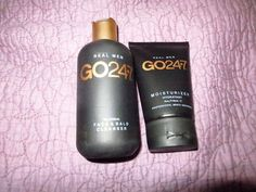 Ask Away...: 3 Rules of Men's Grooming -- Man-friendly Product Alert! @Go247 #Face Cleanser #MensMoisturizer #RealMen