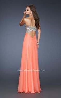 18710 | La Femme Fashion 2013 - La Femme Prom Dresses - Dancing with the Stars