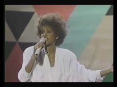 Whitney Houston All At Once Live HD - YouTube