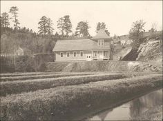 D.C. Booth Historic National Fish Hatchery #Spearfish #History