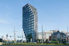 MVRDV completes bałtyk tower in poznań, its first project in poland