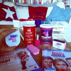 Minäkö keski-ikäinen?: Bridget Jones arvonnan voittaja nyt blogissa!