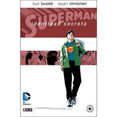 Superman: identidad secreta (Tapa blanda) · Libros · El Corte Inglés