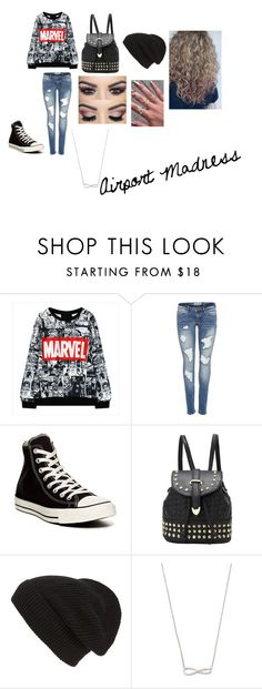 """""""Outfit #21"""" by blueeyedbaby7 on Polyvore featuring Converse and Phase 3"""