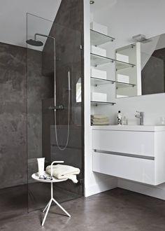 Salle de bain moderne par reitsema & partners architecten bna
