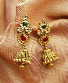 Nice Jewelry, India Jewelry, Trendy Jewelry, Jewelry Art, Fashion Jewelry, Jewelry Design, Antique Jewellery, Gold Jewellery, Jewelery
