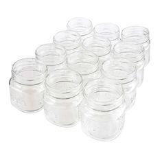 Beverage Mason Jars
