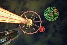 Amusement park tokyo japan