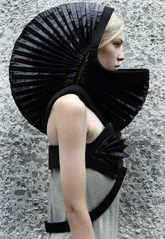 mikapoka: avant-garde fashion statement