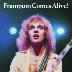 Peter Frampton Frampton Comes Alive! on Hear Frampton's Famous Talk-Box Solo By Peter Frampton had already won recognition as a guitarist, vocalist, and songwriter in the acclaimed Brit Peter Frampton, Rock And Roll, Pop Rock, Rock Album Covers, Classic Album Covers, Lps, Vinyl Lp, Vinyl Records, 45 Records