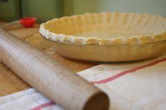 Grain-Free Double Recipe Pie Crust -almond & coconut flour