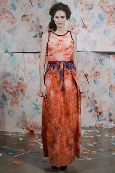 Calla Spring 2013 Ready-to-Wear Collection Slideshow on Style.com